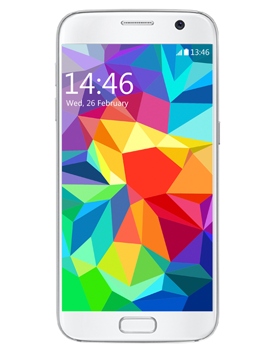 Smartphone Android Betriebssystem